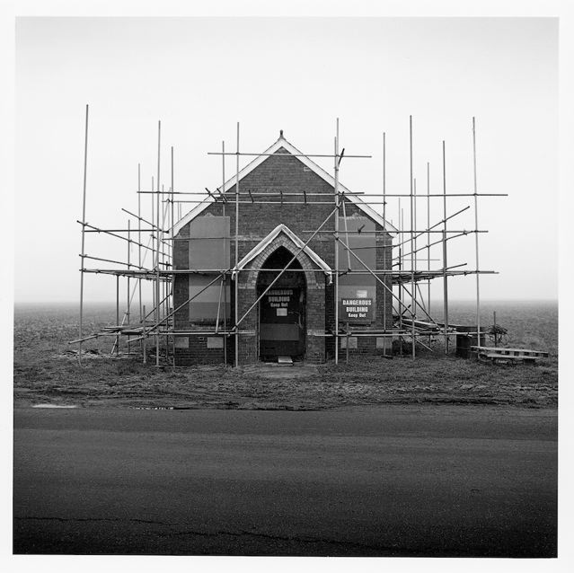 PAUL HART 'West View Farm' 2013 from the series FARMED