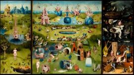 Sobre el jardin de las delicias