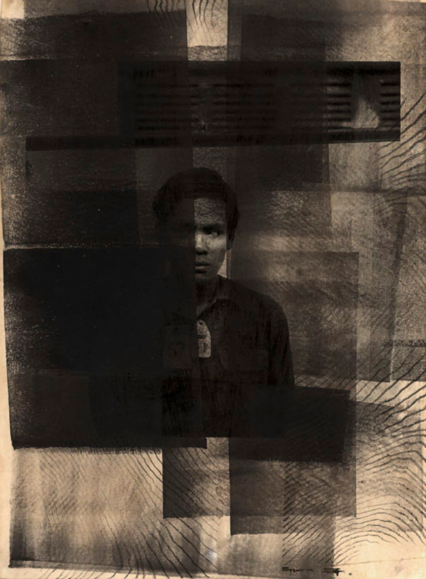 Ink Series Tuol Sleng #2a-enlarged