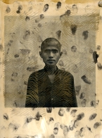 Ink Series Tuol Sleng #5